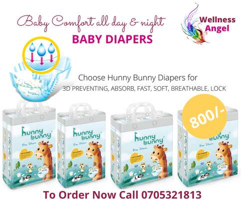 Baby Diapers image 1