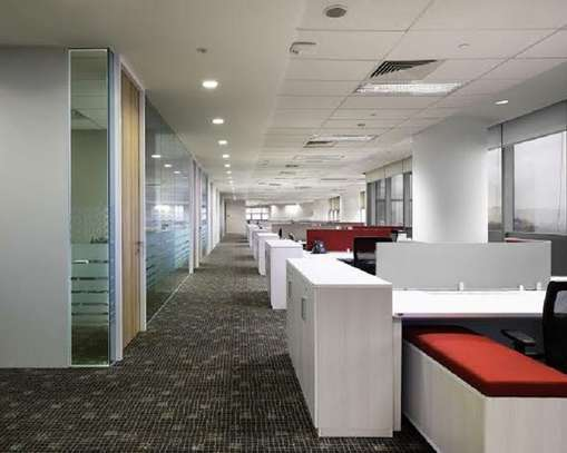 Furnished 1600 ft² office for rent in Nairobi Central image 3