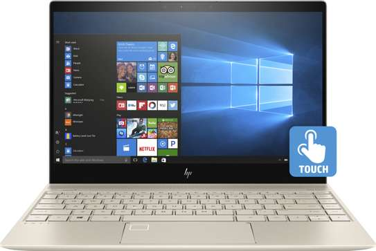 Hp Envy 13 8th Generation Intel Core i7 Touch Screen ( Brand New) image 2