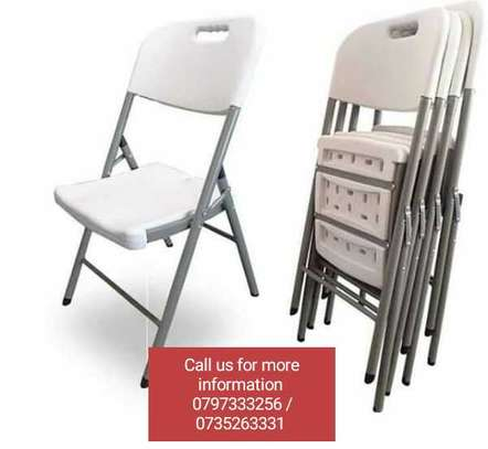 Fold-able Chairs image 1