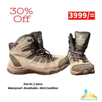 Premium Hiking Boots - Assorted Brands and Sizes image 14