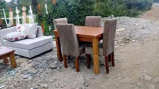 Functional Simple Quality 4 Seater Dining Table