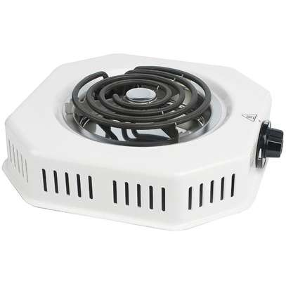 RAMTONS SPIRAL PLATE COOKER 1 BURNER WHITE- RM/250 image 5