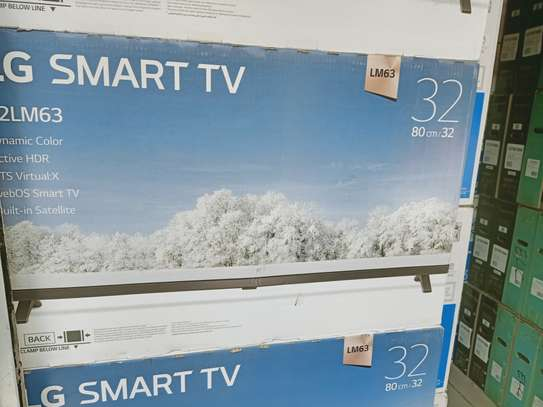 LG 32 inch smart tv image 1