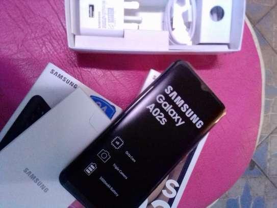 New Samsung Galaxy A02 64 GB Black image 7