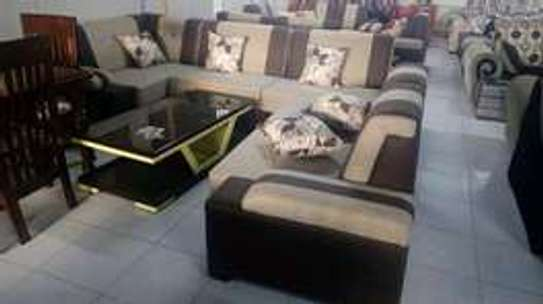 7 seater suede sofas image 5