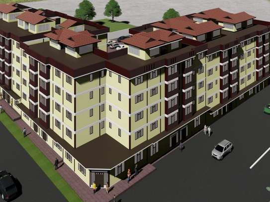 Nyeri Town - Flat & Apartment