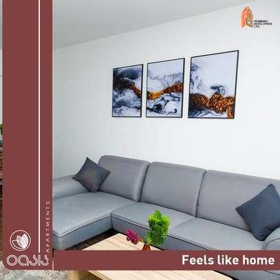 2 bedroom apartment for rent in Pangani image 3