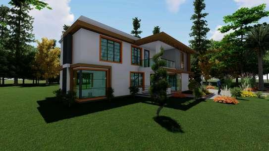 4 bedroom modern Mansionette image 2