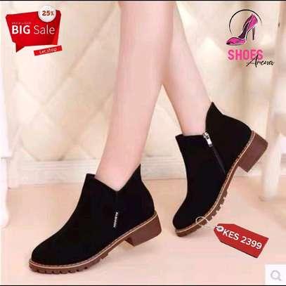 Amazing leather boots image 3