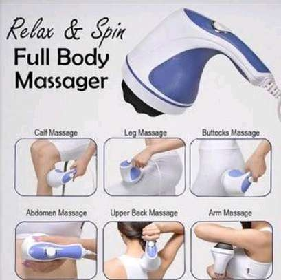 Relax&spin full body massager image 1