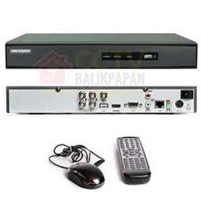 4 channel 1080p DVR HIKvision image 1