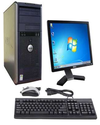 Dell complete set tower core 2 duo