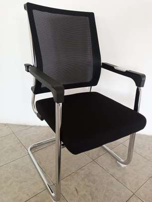 Mesh-Office Waiting Seat image 1