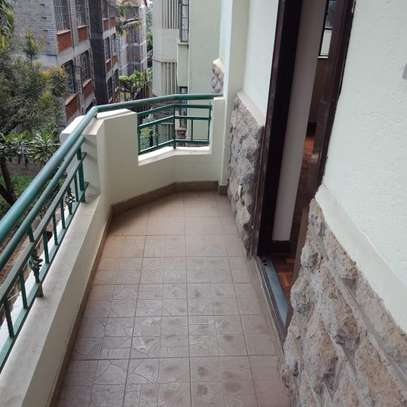 Three bedrooms apartment plus a dsq to let off riara road in lavington of image 14