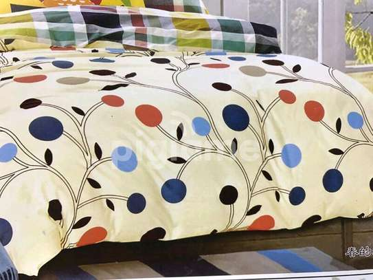 4 PC PURE COTTON DUVETS image 1