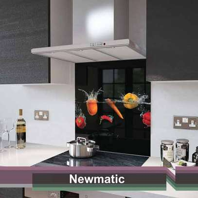 Newmatic Pepper & Chili Splashback image 1