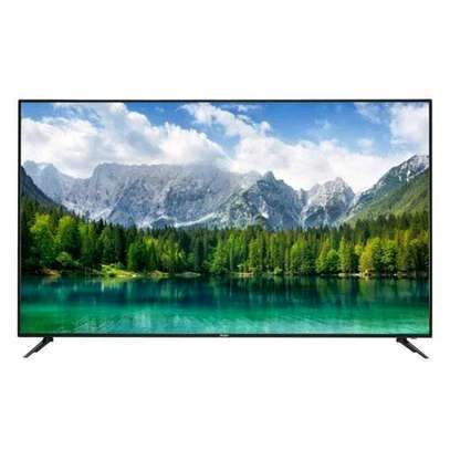 Vision 43 inches Android Smart Frameless Digital TVs image 2