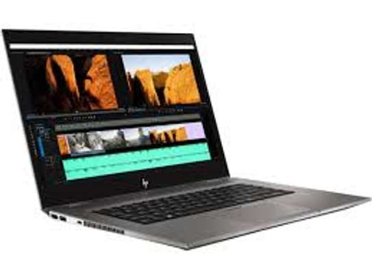 Hp Zbook Studio 15V i7 8th Generation (Brand New)