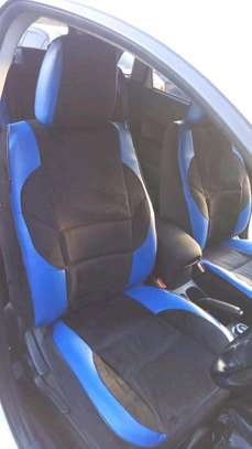 Comfortable car seat covers image 2
