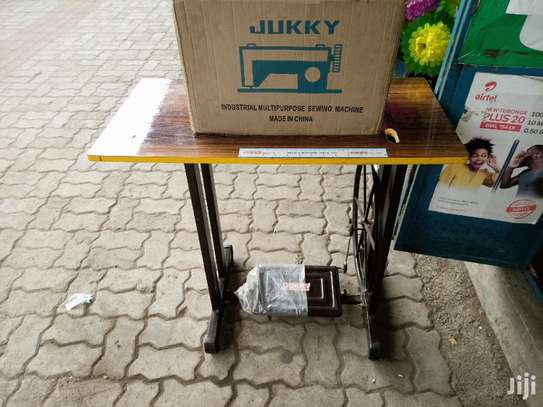 Jukky Multi-purpose All Stitches Machine image 2
