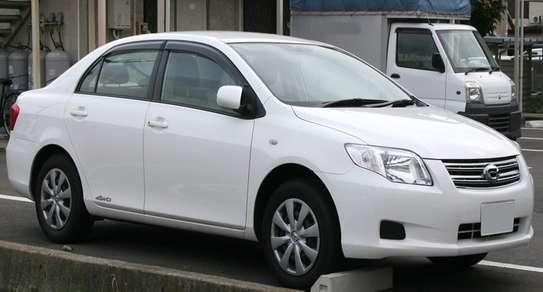 Toyota Axio/Filder For Hire