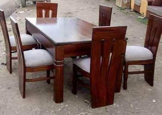 7 Piece Dining Table Set image 6