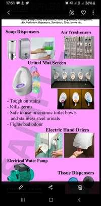 Hand soap Dispenser image 1