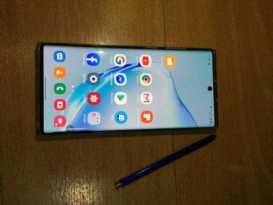 Samsung Galaxy Note 10 Plus 5G | 512 gb Gigabytes | Black image 4