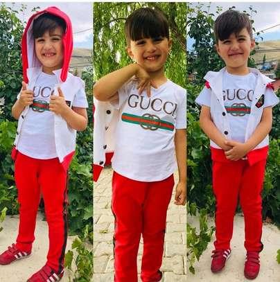 Fancy classy little boys clothes image 1