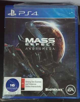 Electronic Arts Mass Effect Andromeda (PS4) image 2