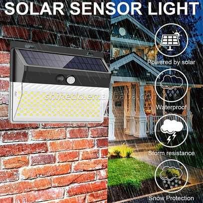 262 LED Solar Motion Sensor Lights Outdoor image 9