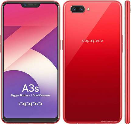 OPPO A3S 16GB, Free Back Cover