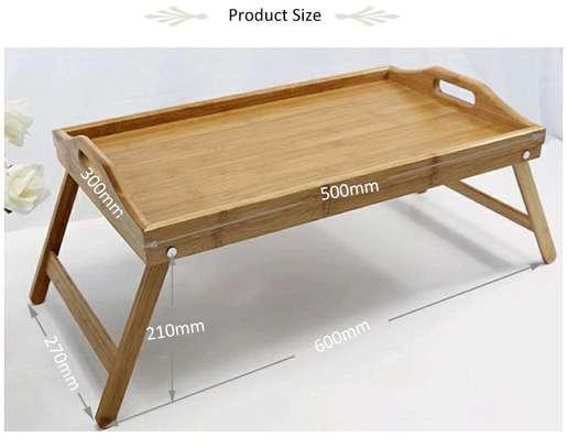 Bamboo multipurpose table image 3