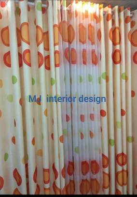Polka Dot Curtains image 1