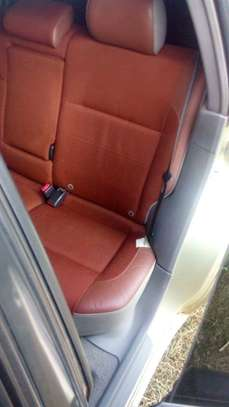Car Seats Covers Leather Upholstery image 5