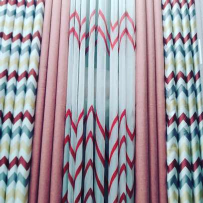 Latest design window curtains and sheers image 8
