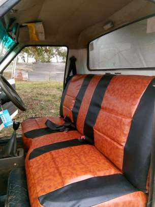 Duress Car Seat Covers image 2