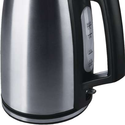 RAMTONS CORDLESS ELECTRIC KETTLE 1.7 LITERS STAINLESS STEEL- RM/439 image 2