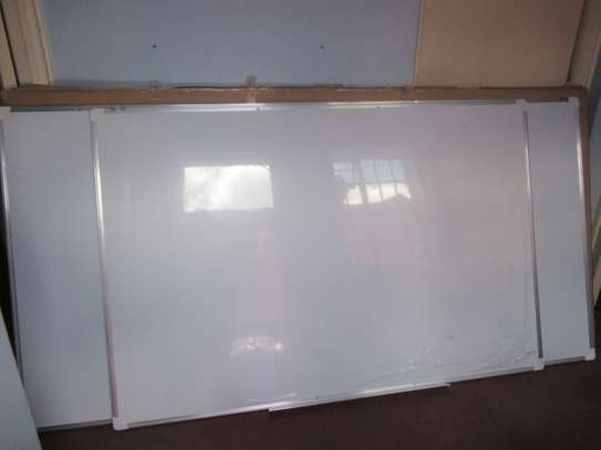 WHITEBOARDS FOR SCHOOLS, OFFICES AND SEMINARS (ALUMINIUM FRAMED) image 1