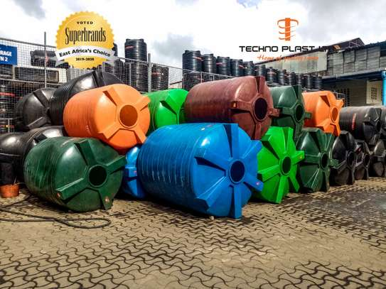 Multicolor Water Tanks image 8