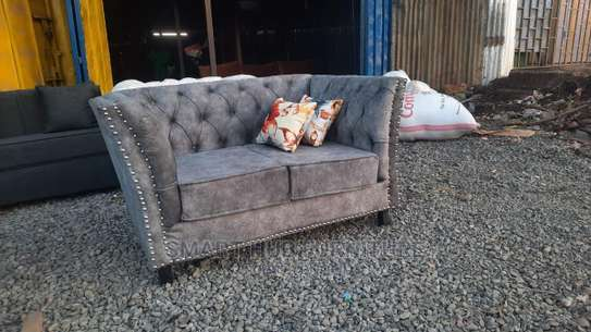 2 Seater Chesterfield image 2