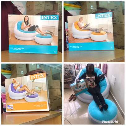 Intex inflatable seats