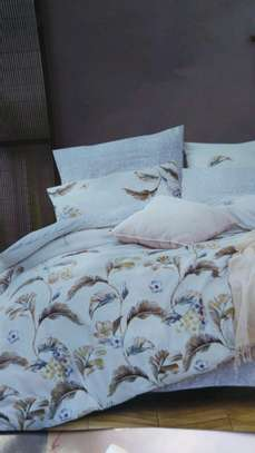 Binded duvet with 1 bedsheet n 2 pillowcases 6*6 image 8
