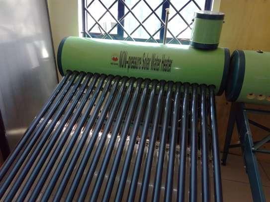 Non - Pressurized Solar Water Heater image 2