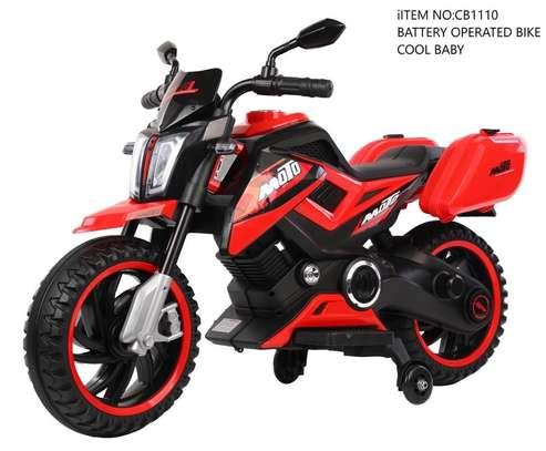 Kids Electric Motorbike CB1110 image 1