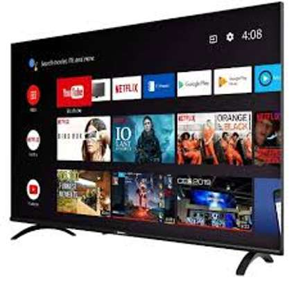 "Skyworth 40TB7000, 40"", Frameless Smart Android LED TV image 1"