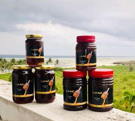 Pure Raw Honey (Asali Asili Raw) image 1