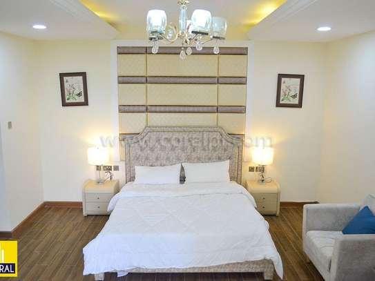 Furnished 3 bedroom apartment for rent in Kilimani image 4