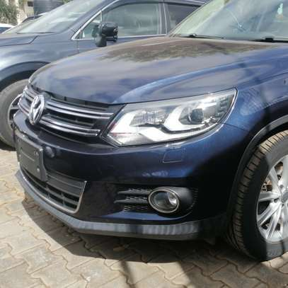 Volkswagen Tiguan 1.4 TSI 4Motion